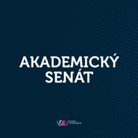 Zasedání Akademického senátu Fakulty managementu VŠE