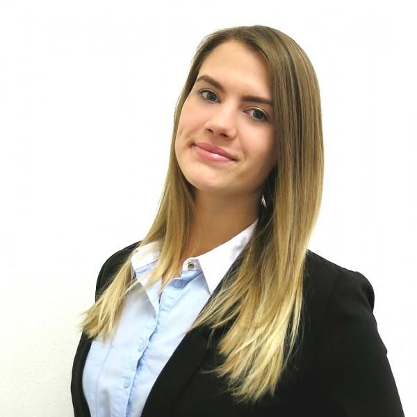 Bc. Kateryna Martiushenko